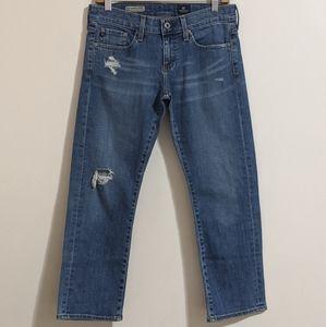 Adriano Goldschmied The Tomboy Crop Jean